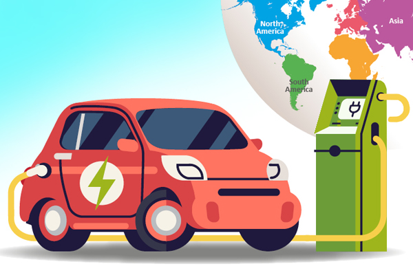 Electric vehicle charging trends-Netscribes