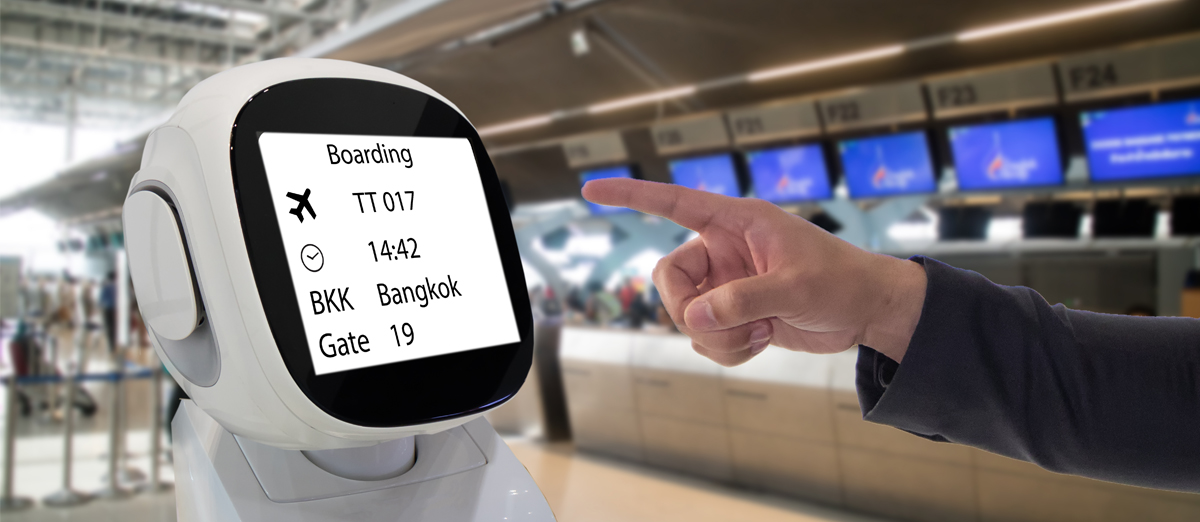technology trends in airline industry