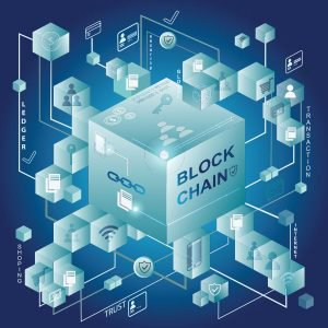 blockchain patent landscape