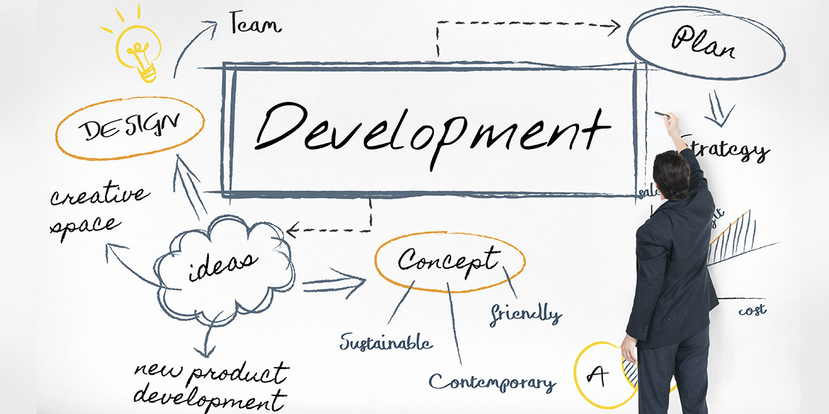 Using market research for product development