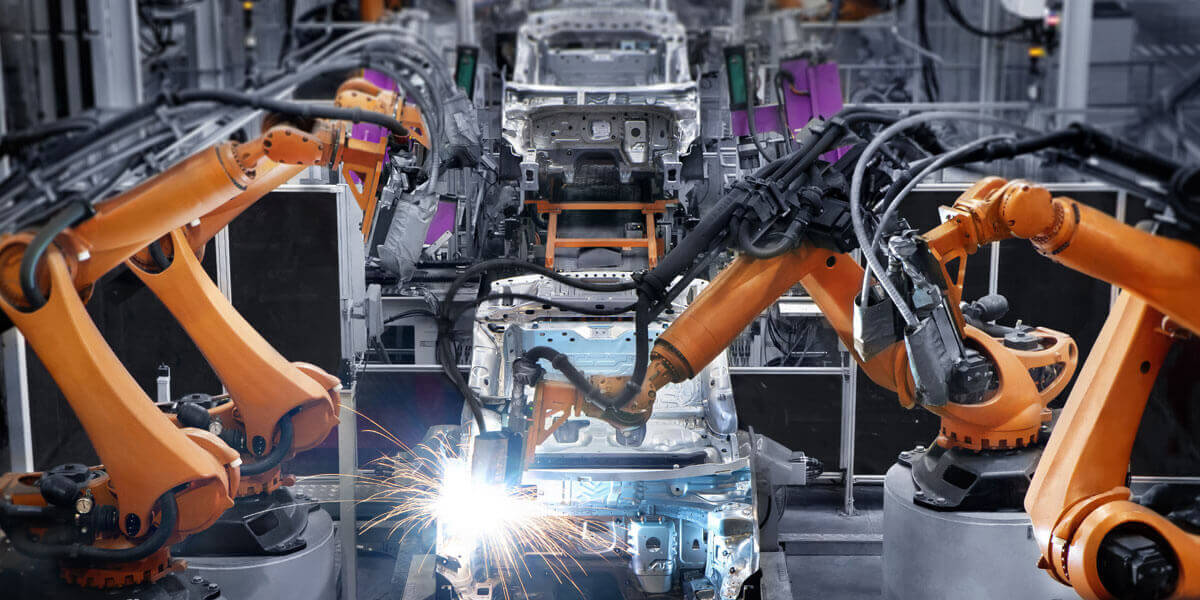 Industrial robotics technology os ecosystem