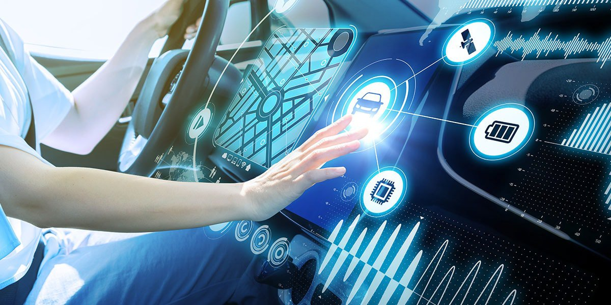 companies leading connected car patents Netscribes