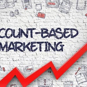 nail ABM content with market intelligence