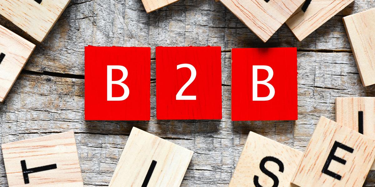 B2B content marketer