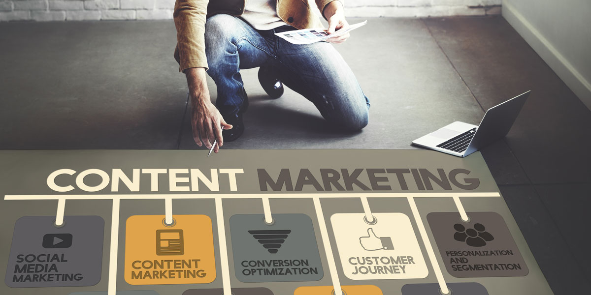 How to create a powerful content marketing strategy