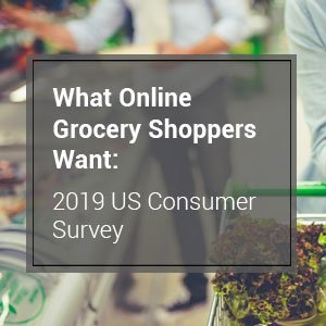 What online grocery shoppers want