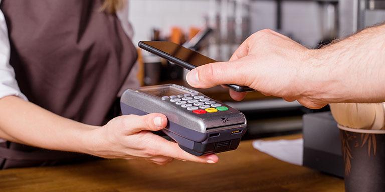 Cashless transactions trend analysis