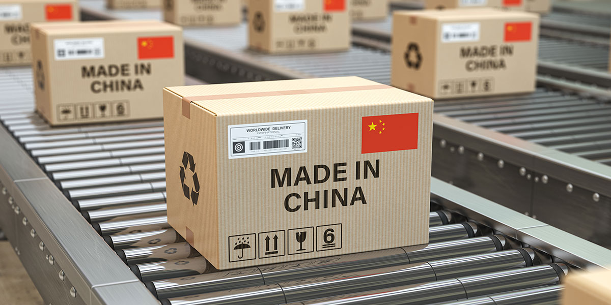 Impact of COVID-19 pandemic on China's manufacturing sector