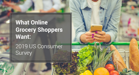 What onlinegrocery shoppers want