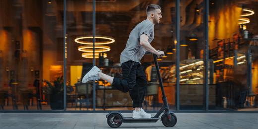Micro Mobility Market Landscape