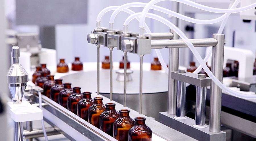 AI in drug manufacturing