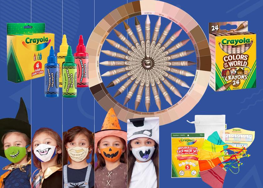 Crayola  Product Innovation Holiday Season Performance
