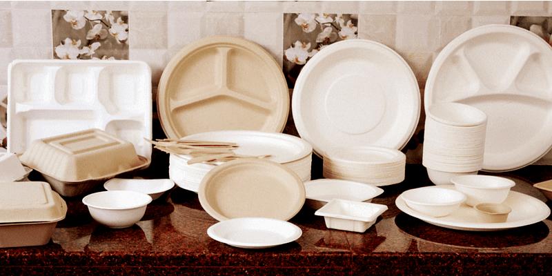 green consumerism: biodegradable cutlery