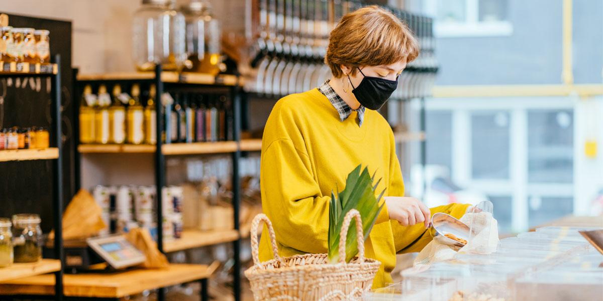 Eco-friendly consumerism