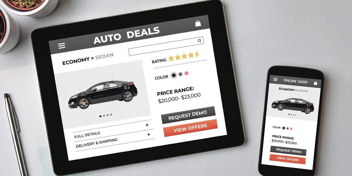 Automotive e-Retailing Digitalizing Vehicle Purchase