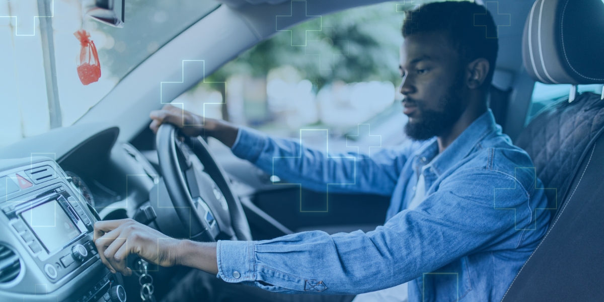 In-vehicle health and welness