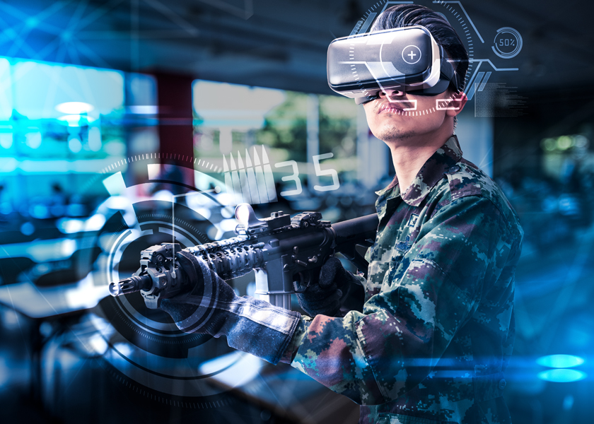 AR/VR in gaming- TMT Trends to watch for in 2021