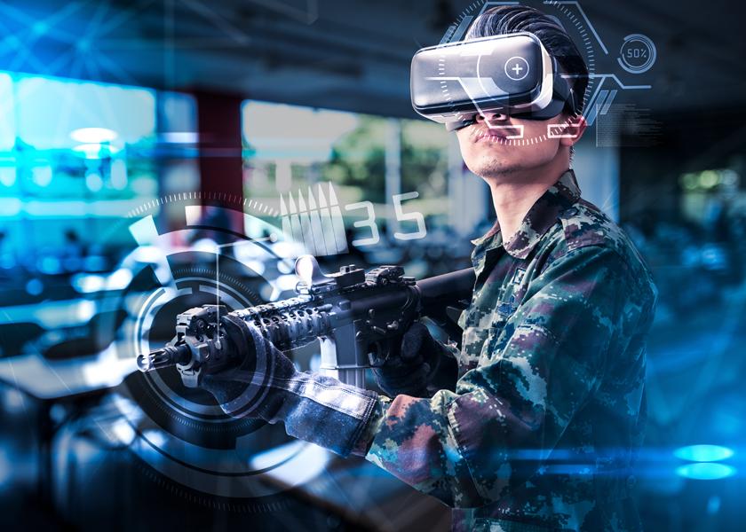 XR in digital gaming