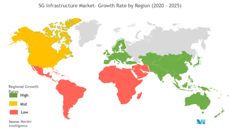 5G infrastructure market- TMT Trends to watch for in 2021