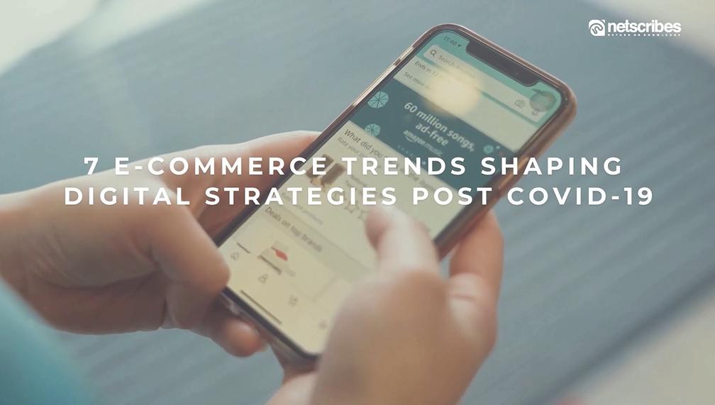 E-commerce digital strategies