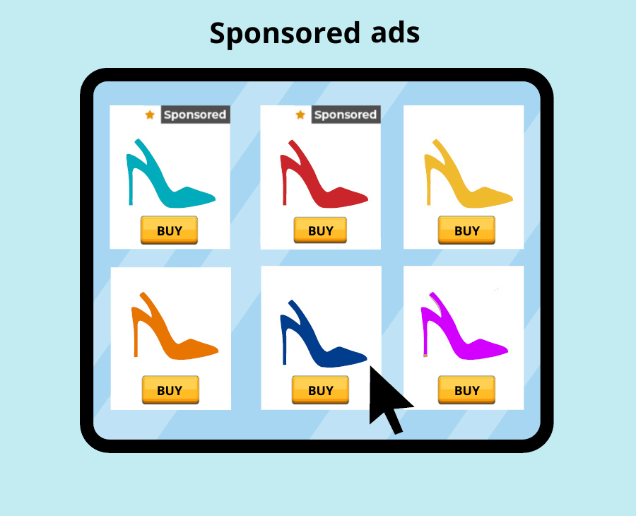 Sponsored-ads