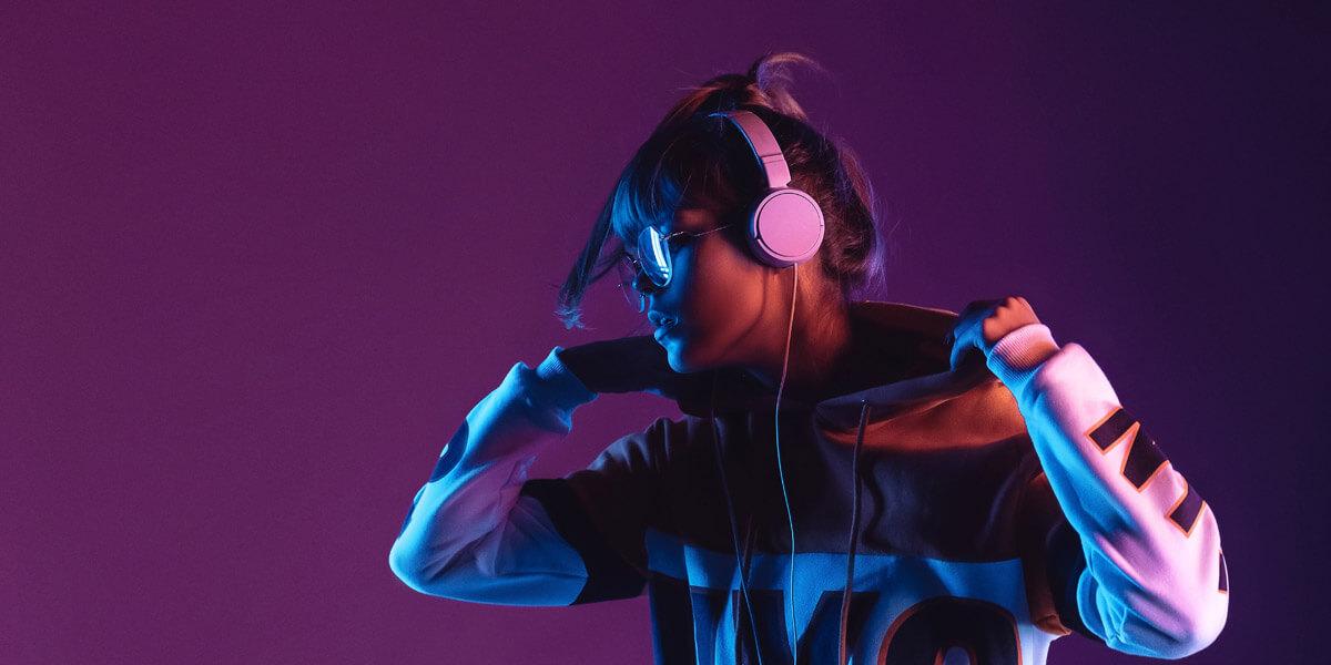 OTT music streaming