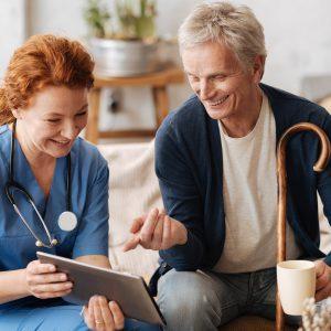 eldercare technology