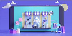 e-commerce US july 2021