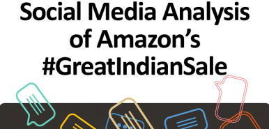 Social media analysis of Amazon's Great Indian Sale 2017 [Infographic]