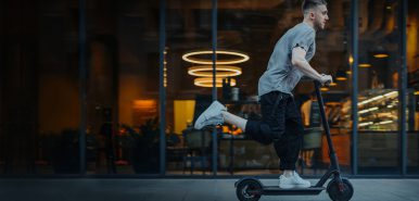 Impact of COVID-19 on micro-mobility