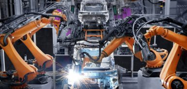 Industrial robots: A game changer in the manufacturing sector