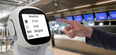 Three major technology trends in the global airline industry