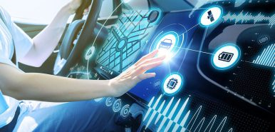 Which companies lead the connected-car patent race?