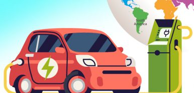 Five key technology trends in electric vehicle charging