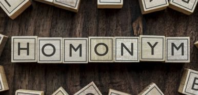 Commonly confused words in business communication